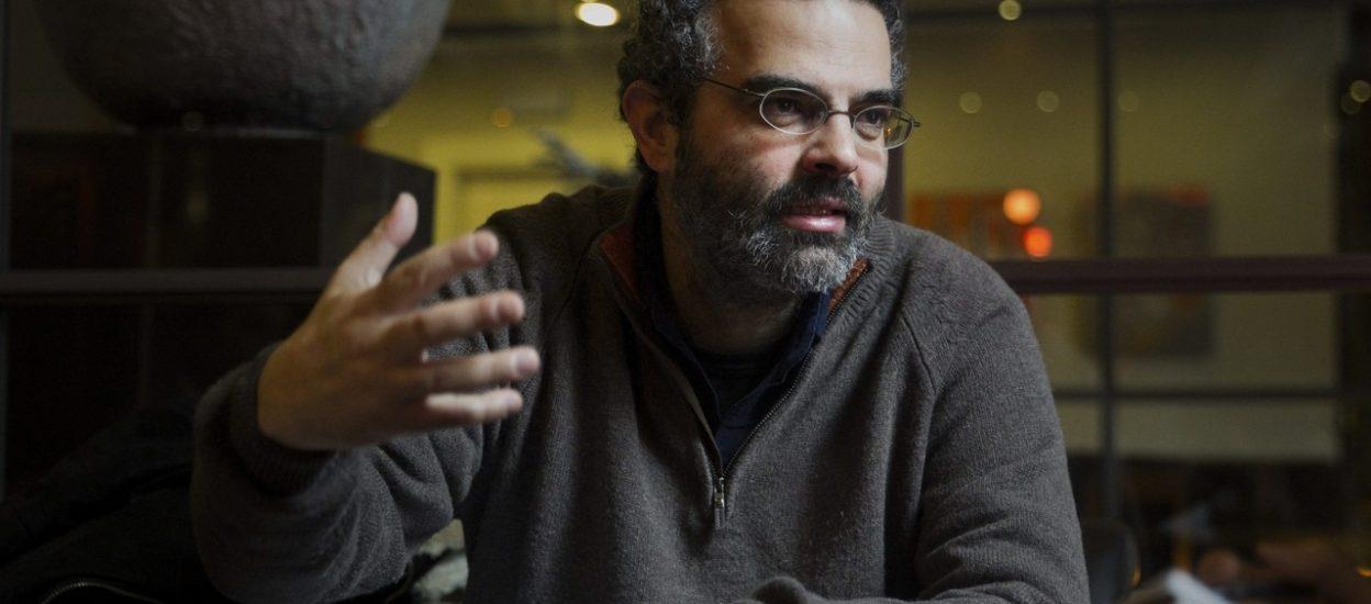 CONVERSAS ONLINE: GONÇALO M. TAVARES
