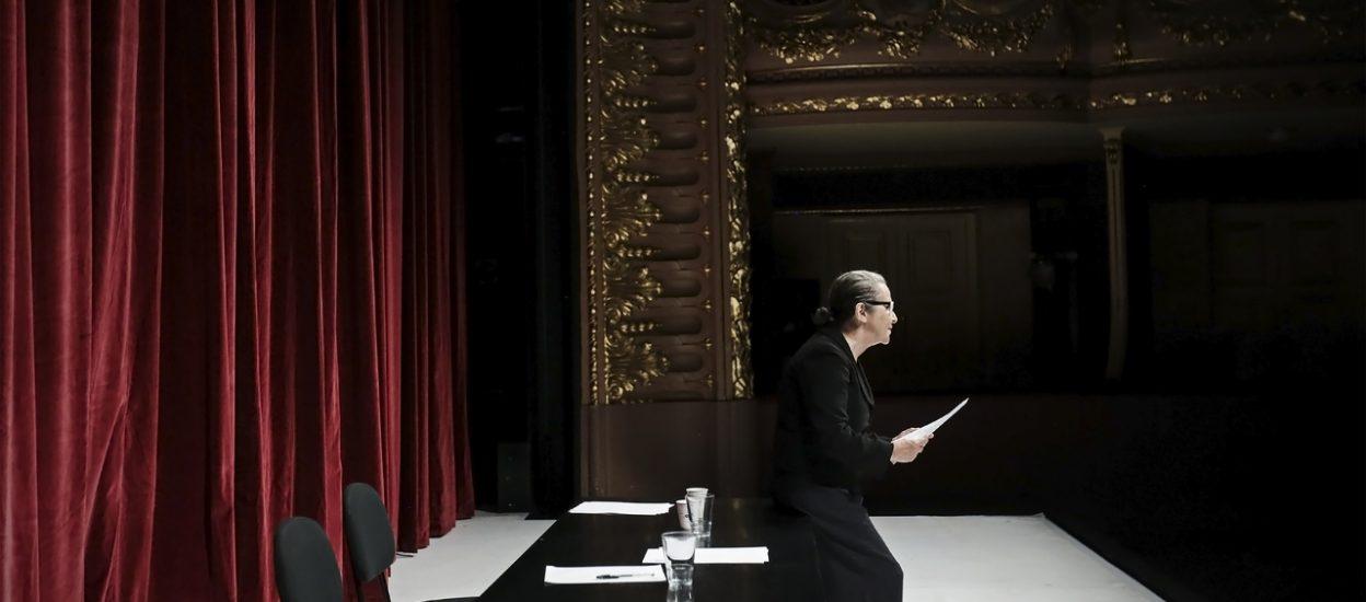 O Teatro e a Peste (São Luiz Teatro Municipal)