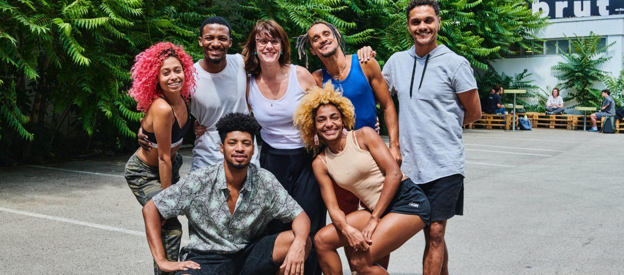 """Workshop de dança – """"Experiências de Criação"""""""